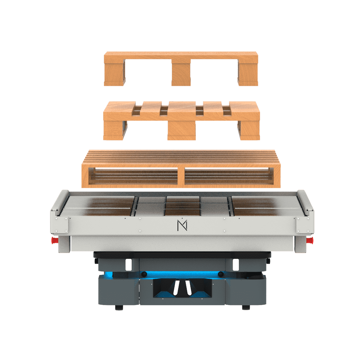 PM1548 – Pallet Mover